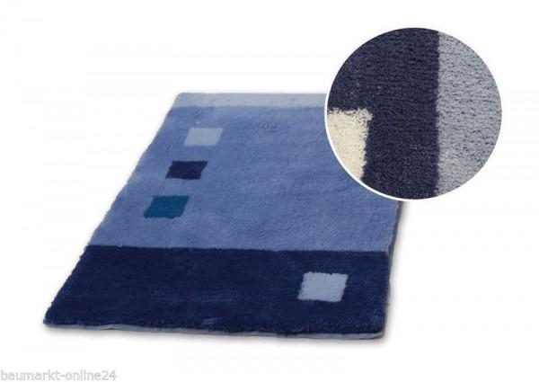 Kleine Wolke Lupo 60 x 90 cm Badematte Azur