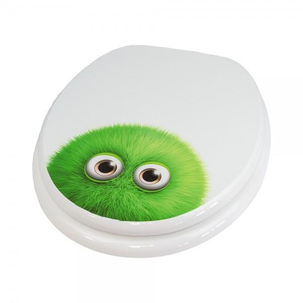 WC-Sitz Monster Bobby Klobrille Toilettensitz