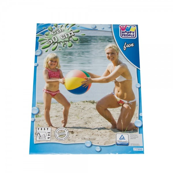 Wasserball 33 cm Happy People