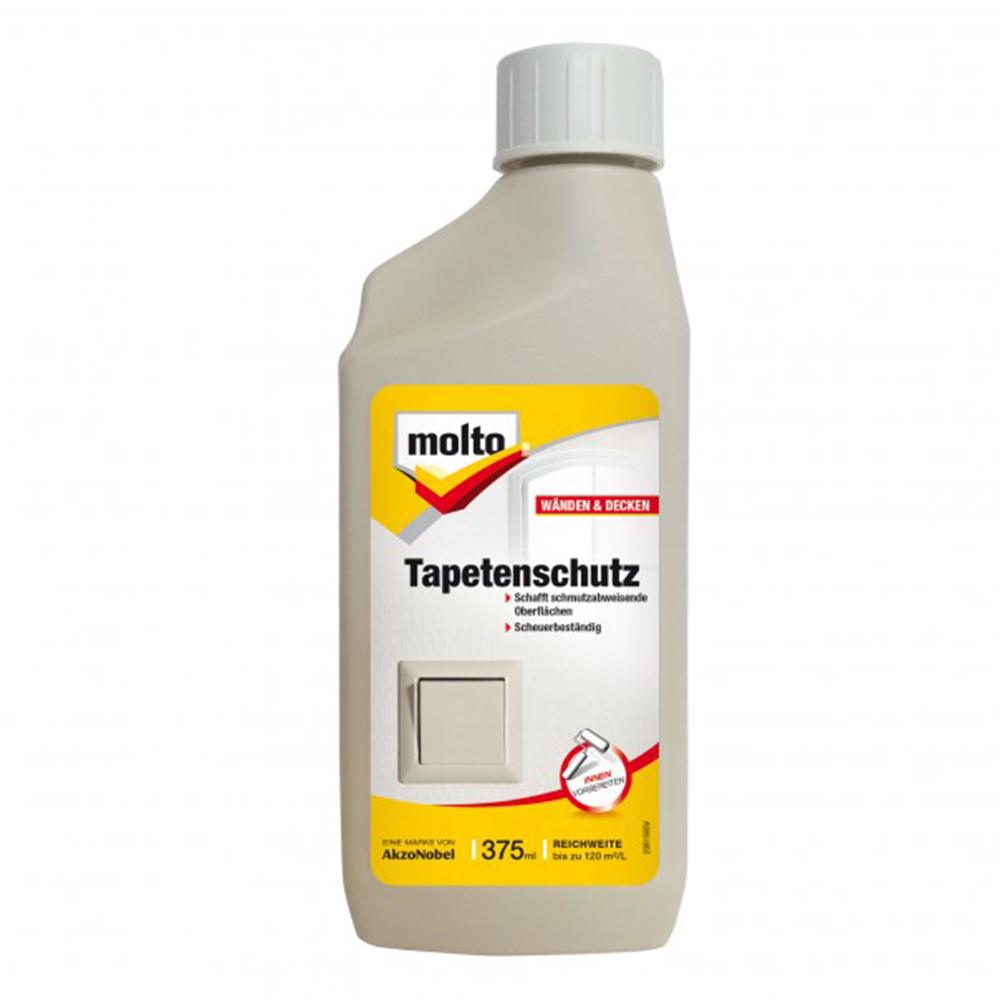 tapetenschutz 375 ml molto poster collagen schutz | lafloma gmbh