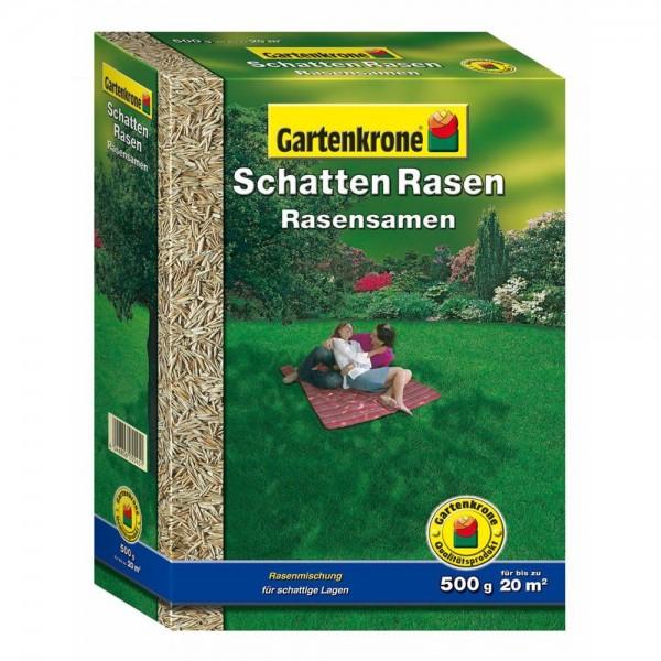 Schattenrasen Nachtsaat 500 gr. Gartenrkrone