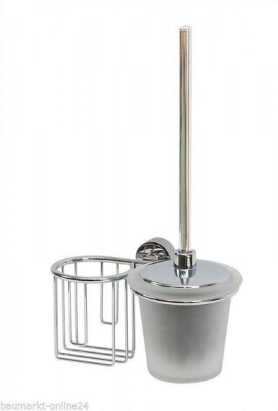 Toilettenbürstenhalter mit Lufterfrischer FBS Luxia