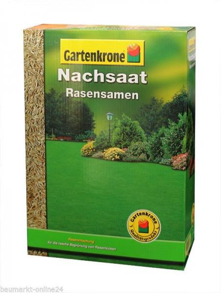 Gartenkrone Nachsaatrasen 500 gr. Rasensamen