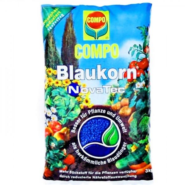 Blaukorn NovaTec Dünger 3 Kg COMPO
