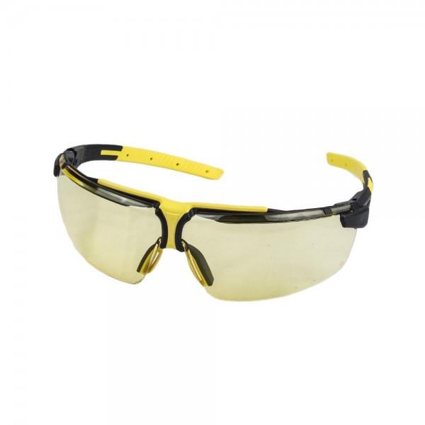 Uvex Schutzbrille I-3 Anthrazit, Gelb Arbeitsschutz