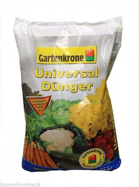 Universaldünger 5 Kg Volldünger Gartenkrone