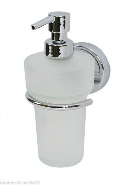 Seifenspender aus Glas FBS Luxia