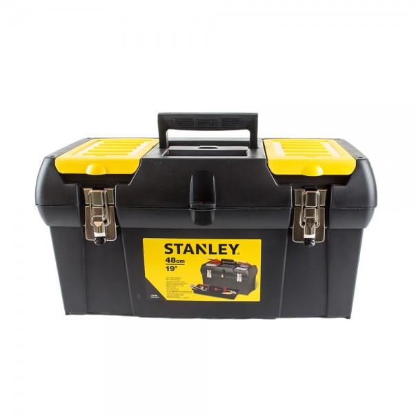 Werkzeugbox Werkzeugkoffer 48 cm Sortimentskasten MILLENIUM Stanley