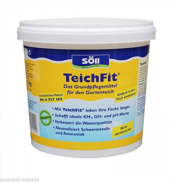 Söll Teichfit 2,5 Kg Grundpflegemittel
