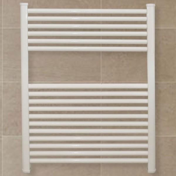 Badheizkörper 77 x 60 cm Weiß Heizung Handtuchheizkörper