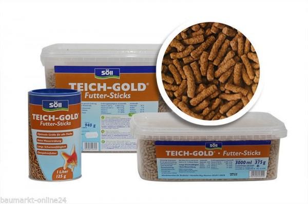 Söll Teich-Gold Sticks 1 L