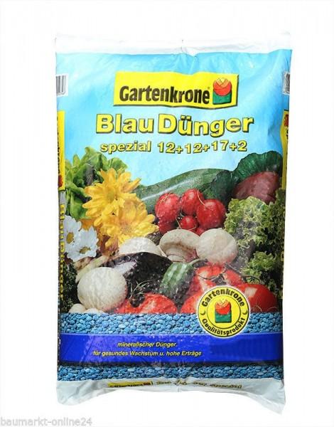 Blaudünger Spezial 5 Kg Gartenkrone