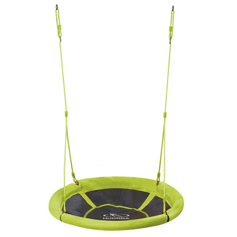 Nestschaukel 110cm Schaukel Garten Spielzeug Hudora   eBay