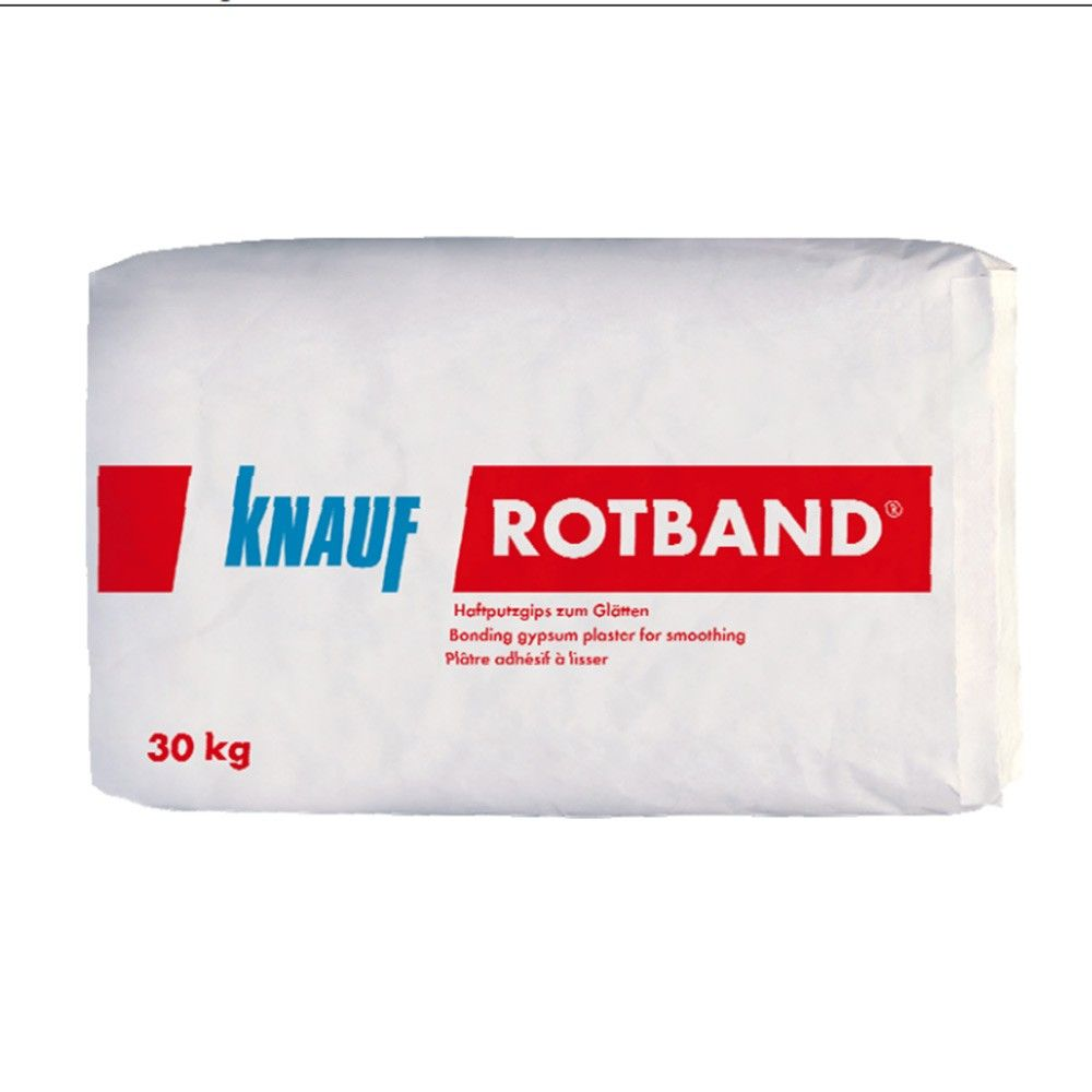 knauf rotband 30 kg haftputzgips innenputz ebay. Black Bedroom Furniture Sets. Home Design Ideas