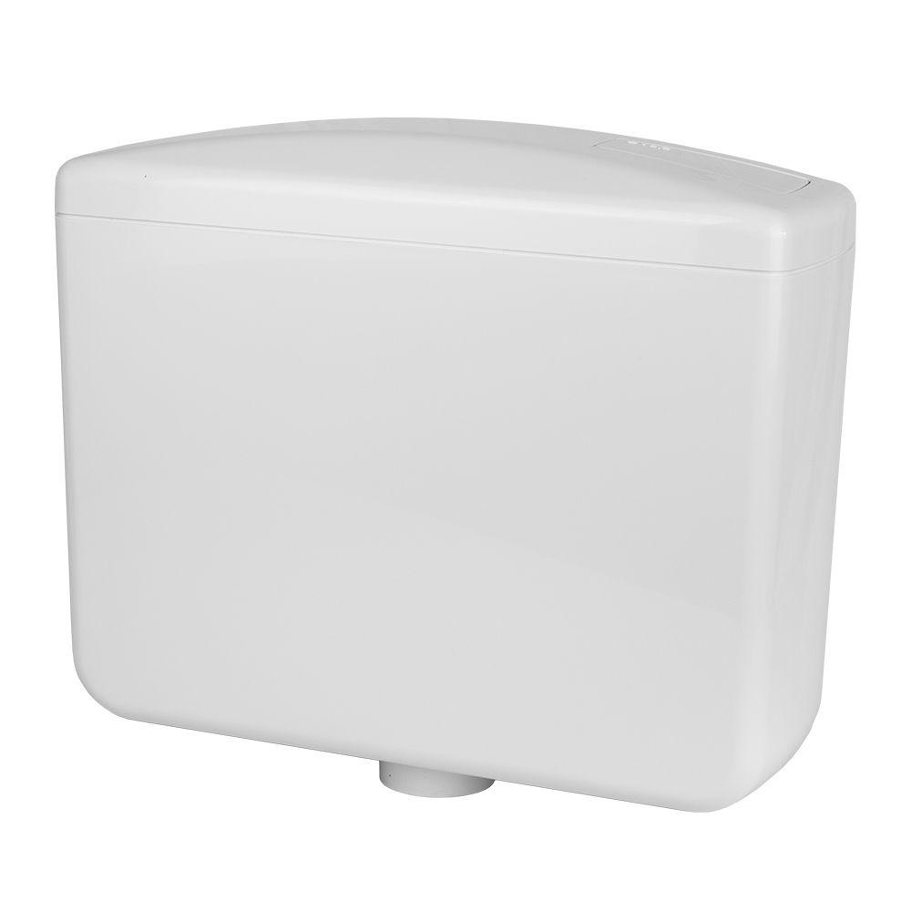 stand wc tiefsp ler mit sp lkasten wc sitz mit absenkautomatik wei ebay. Black Bedroom Furniture Sets. Home Design Ideas